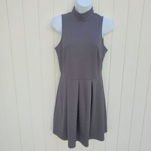 Mossimo Black Dress Fit and Flare